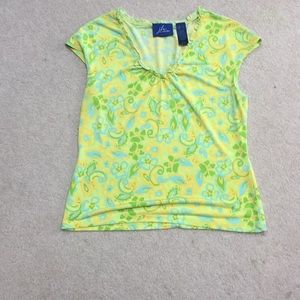 Tops - Fun silky top